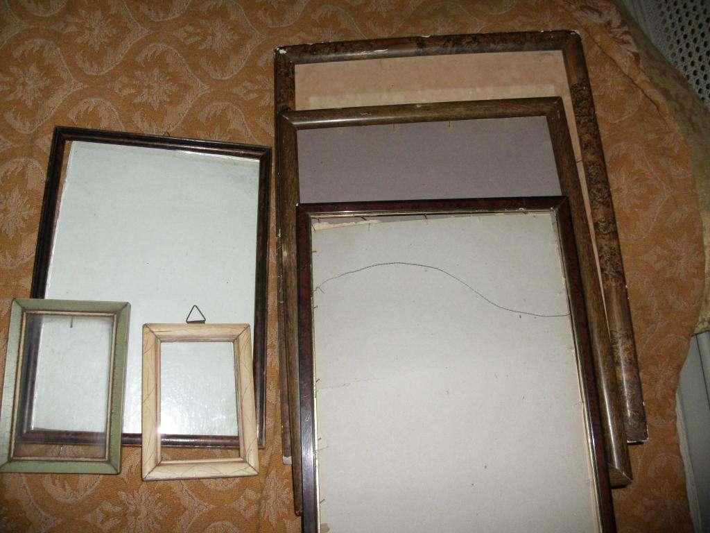 lote de marcos antiguos para cuadros