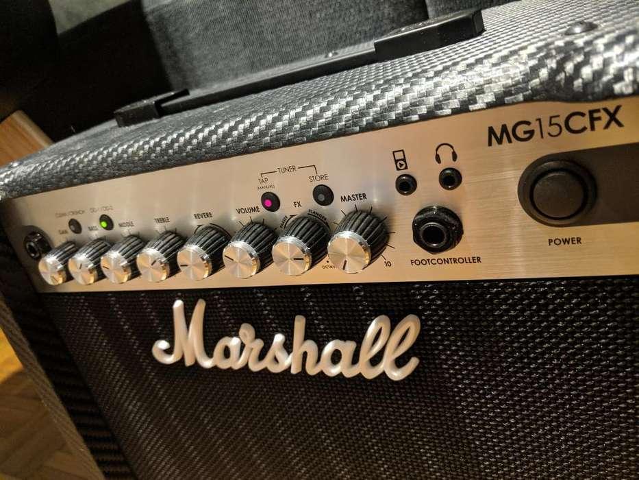 Amplificador Marshall Mg 150 Cfx
