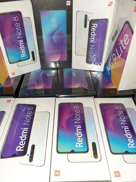Vendo Celulares Samsung Y Xiaomi