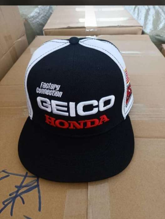 Gorra Honda Geico