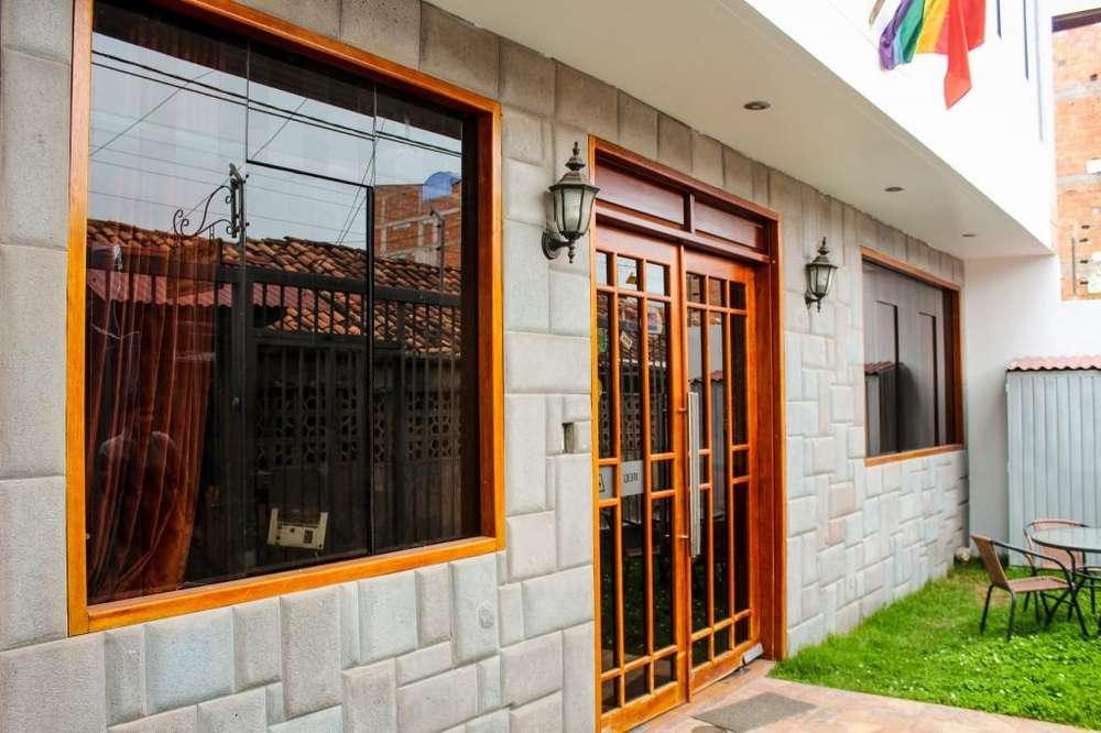 Hotel en Venta cerca del terminal terrestre - wanchaq- Cusco