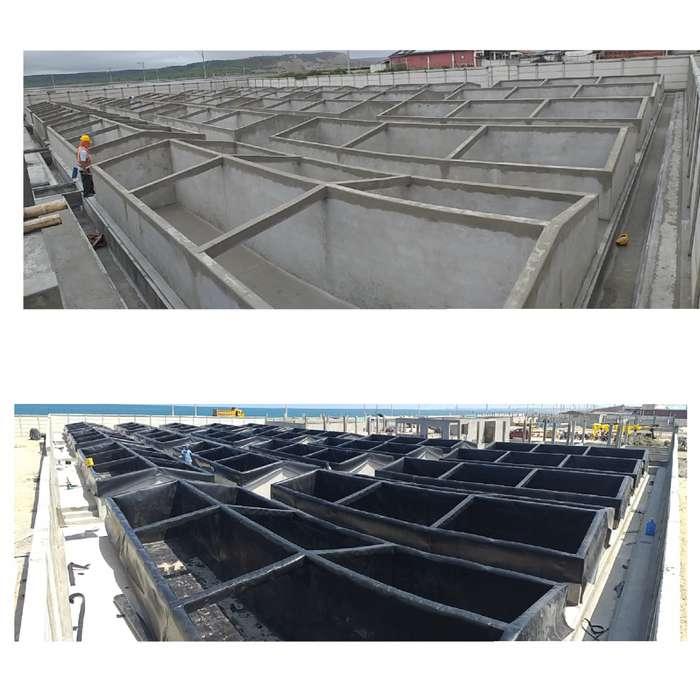 Instalación y Venta de Geomembranas HDPE ( GEOMEMBRANAS MUJICA)
