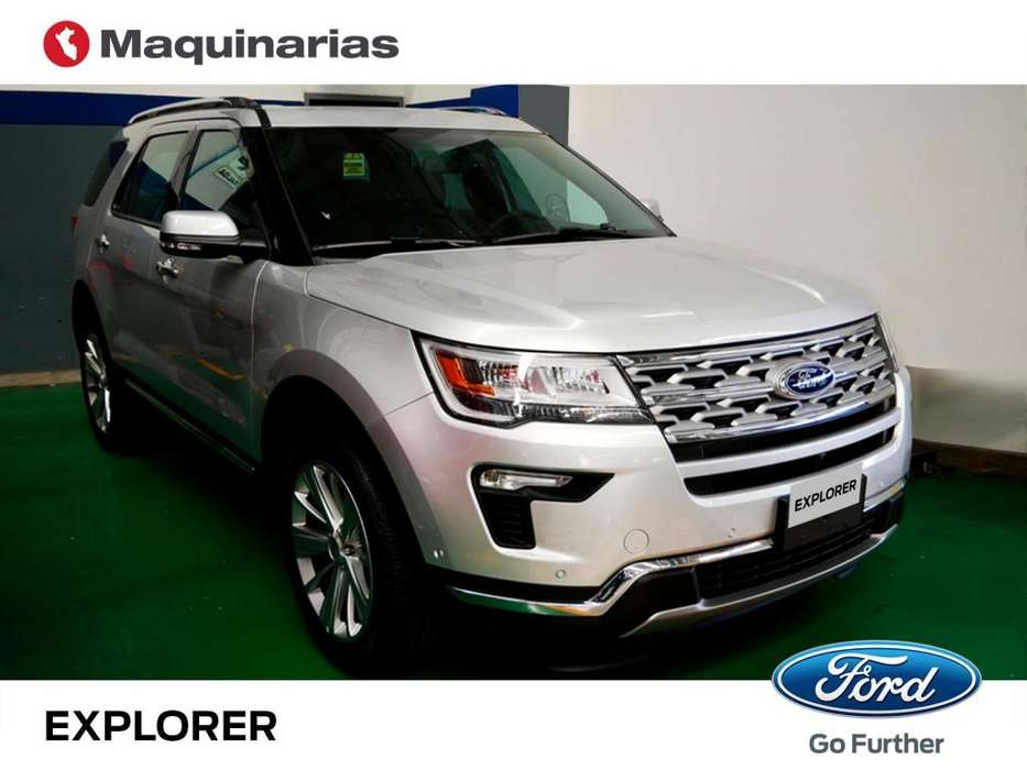 Ford Explorer 2018 - 0 km
