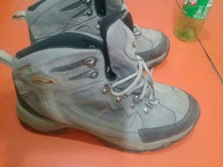 Zapatillas No 41.ideal Trekking sin Uso