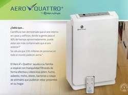 Filtrador Purificador De Aire Rena Ware Aero Quattro