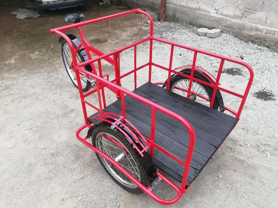 Triciclo Polifuncional.