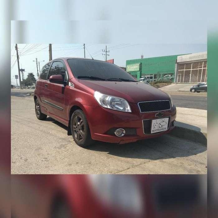 Chevrolet Aveo 2010 - 90000 km