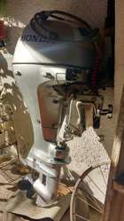 Motor Honda 20 hp 4 tiempos