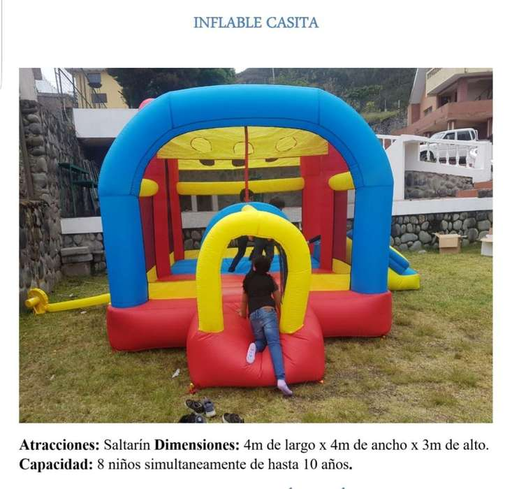 Inflable kids