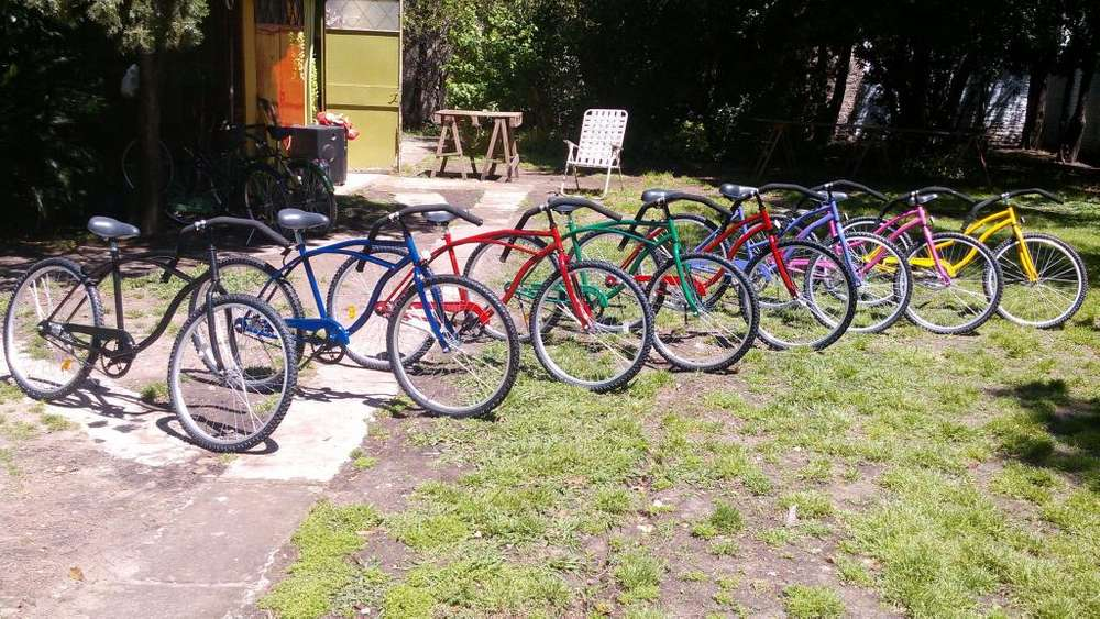 Bicicletas Rod 26