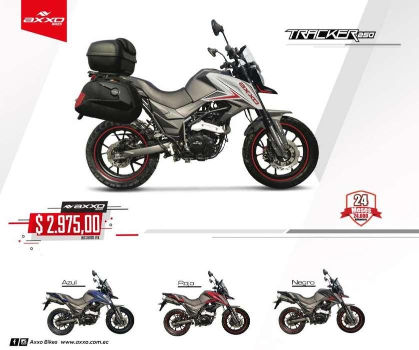Moto Tracker 250