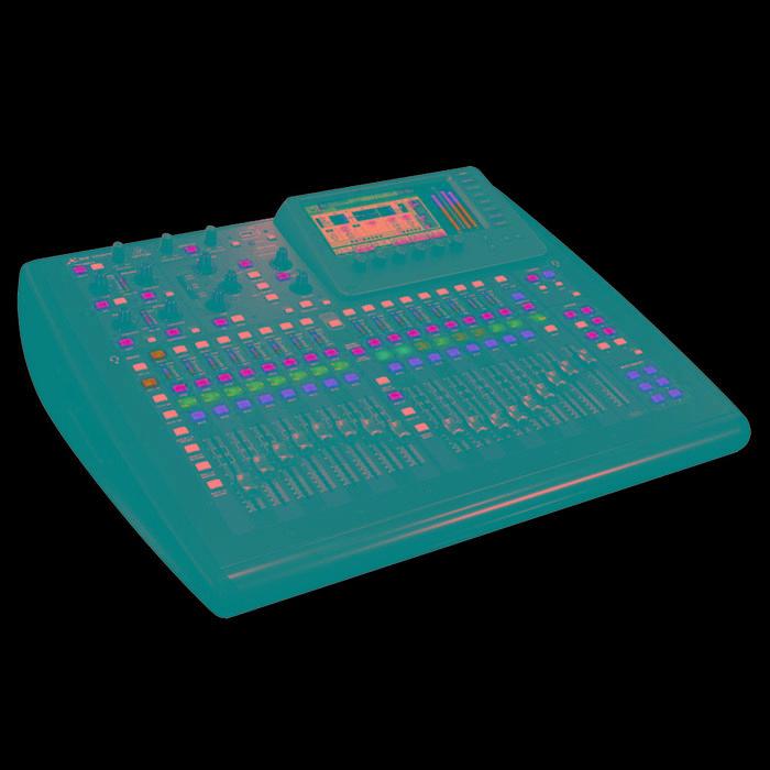 Consola Behringer X32 COMPACT Mezclador audio
