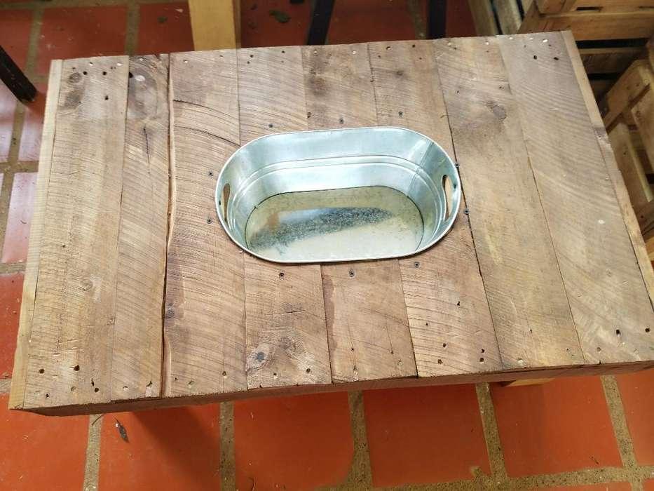 Vendo Mesa en Estiba para <strong>patio</strong>