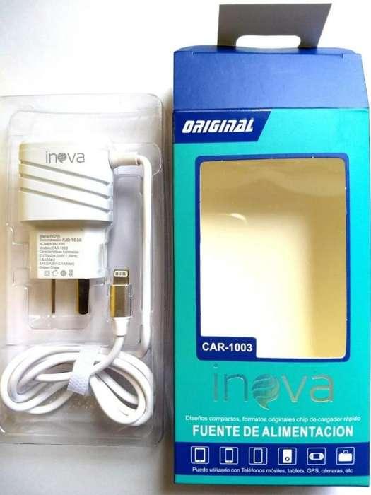 VENDO CARGADOR IPHONE 3.1mAh 2 USB