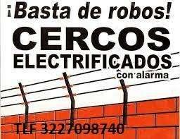 cercados eléctricos servicio técnico instalaciones y reparaciones tlf 3219021610