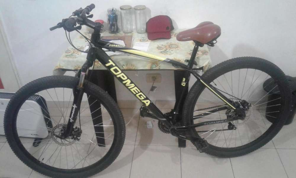 Vendo MTB Top Mega