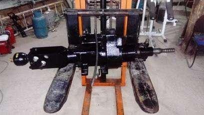 Martillo Hidráulico De Perforación Krupp Alemán Rock Drill
