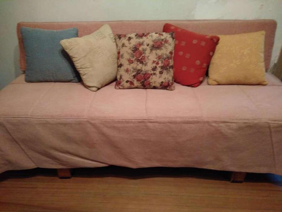 Sofá cama 2 plazas z/Quilmes