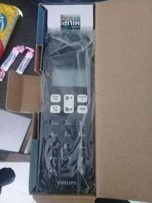 Vendo!! Telefono Inalambrico Nuevo