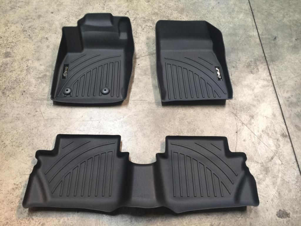 Tapetes Termoformados Ford Ecosport