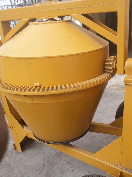 Concretera <strong>mezcladora</strong> Tipo Trompo
