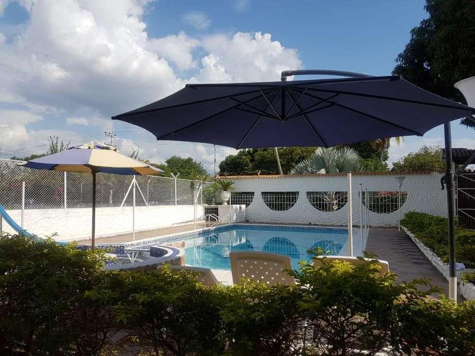 Alquiler Hermosa Casa Quinta en Tocaima