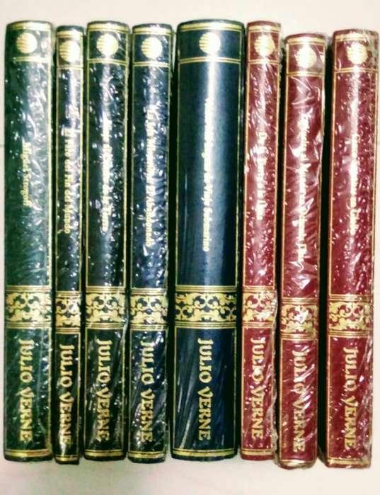 Las Mejores Obras de Julio Verne