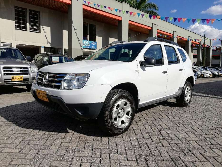Renault Duster 2014 - 108000 km