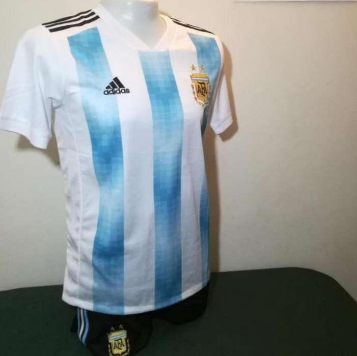 Camiseta Argentina para Hombre