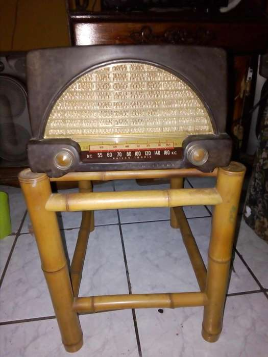 Se Vende Radio Philco Tropic Emisora Am