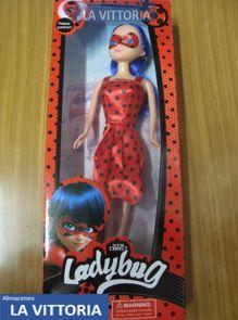 Muñeca Ladybug Articulada 28cm