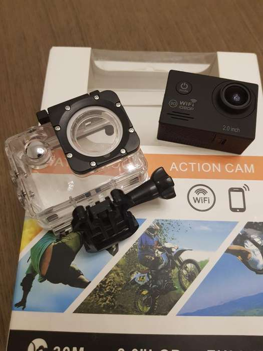 Waterproof Action Cam Nueva