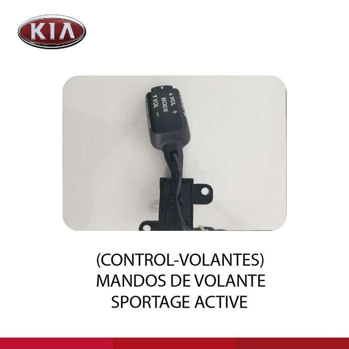 CONTROL VOLANTE KIA SPORTAGE ACTIVE
