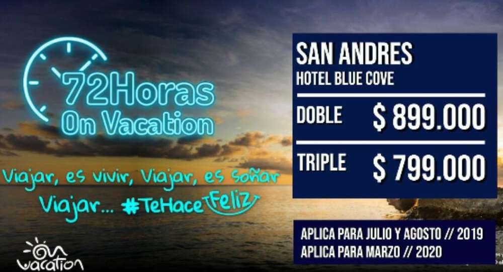 Viaja a San Andres Todo Incluido