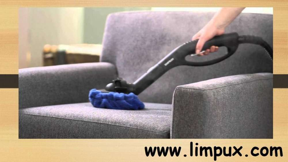 Lave muebles y colchones..
