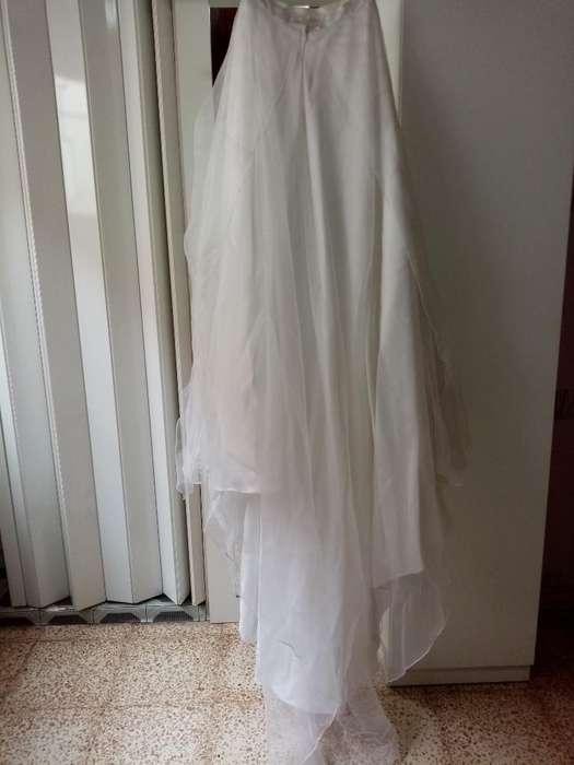 Vestido de Novia Talla Small