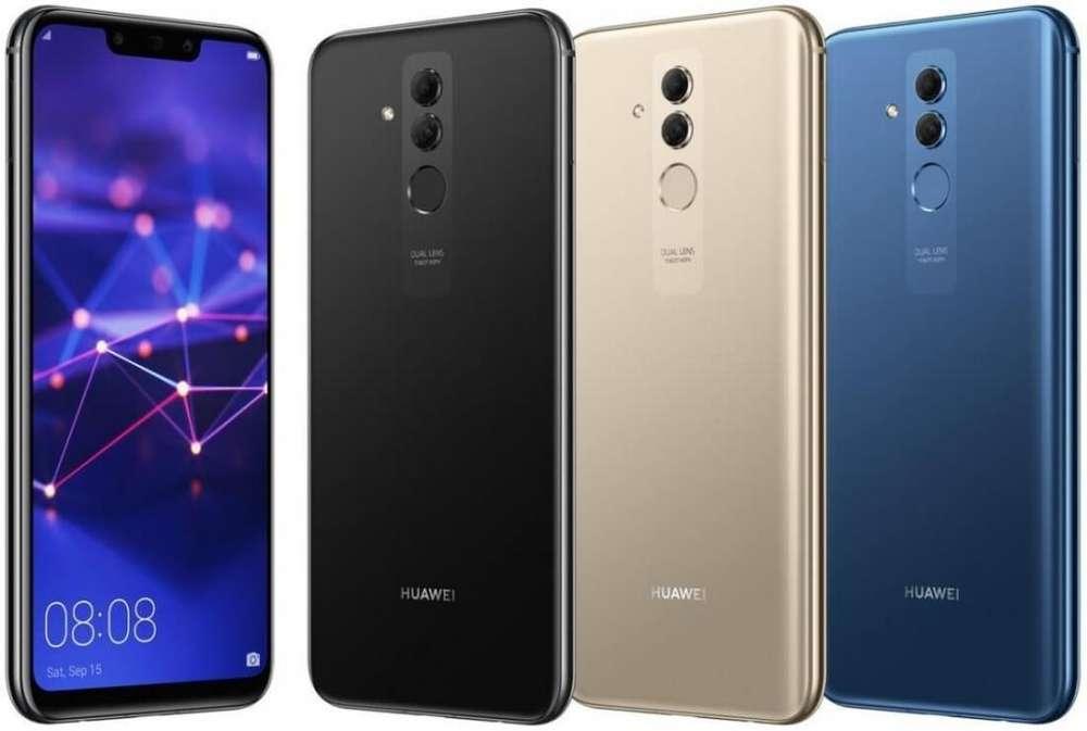 Celular Huawei Mate 20 Lite NUEVOS