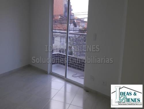 Apartamento Nuevo En Venta Medellin Sector La Floresta: Código 846001