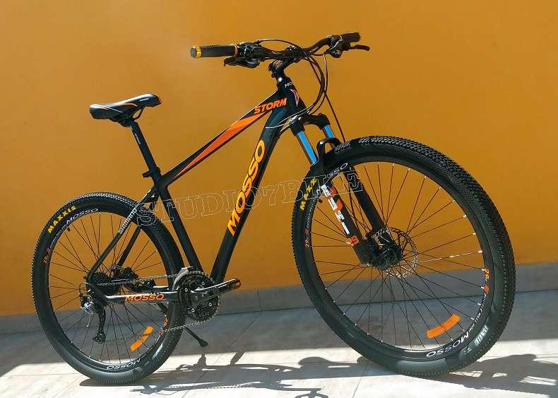 Bicicleta 29er De Aluminio Mosso Shimano Alivio