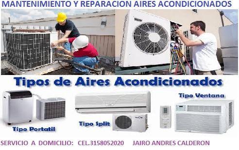 Mantenimiento Aires Acondicionados