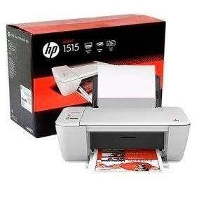 Impresora multifunción HP Deskjet Ink Advantage 1515 All-in-One