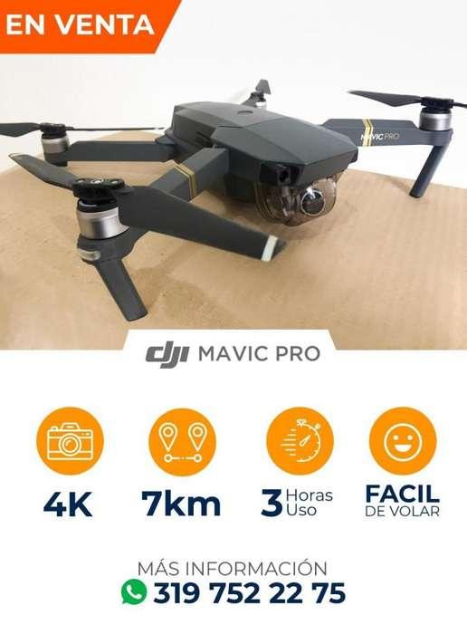 Drone Dji Mavic Pro Combo - Estado 10/10