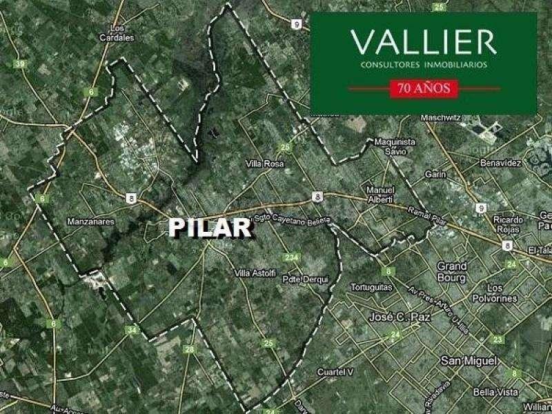 Venta de Lote en Mapuche C.C zona Pilar, Gran Bs.As., Argentina,