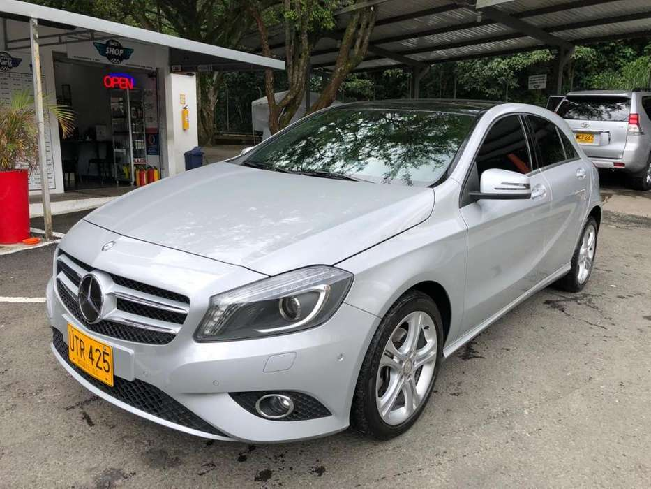 <strong>mercedes</strong>-Benz Clase A 2015 - 20000 km