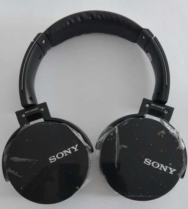 Audífonos Sony <strong>bluetooth</strong> Extra Bass - Mdr-xb950bt