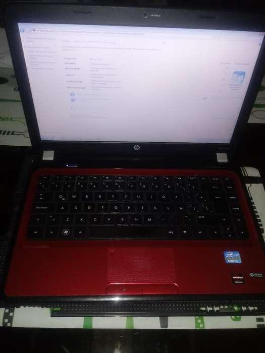 Computadora Portatil Hp I5