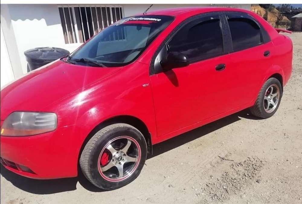 Chevrolet Aveo 2007 - 130000 km