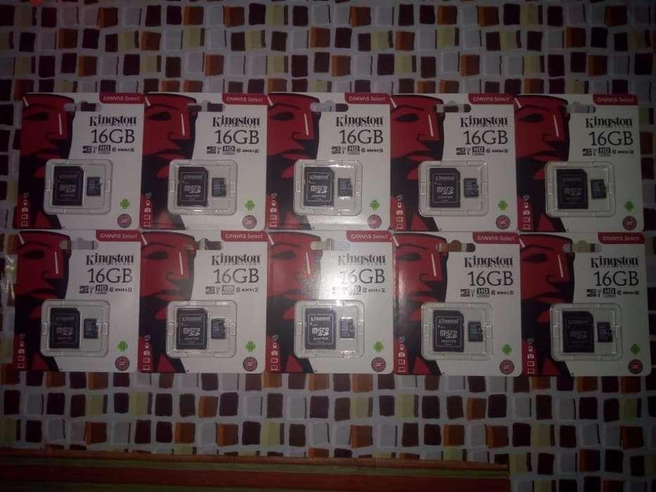 Micro Sd 16gb Originales