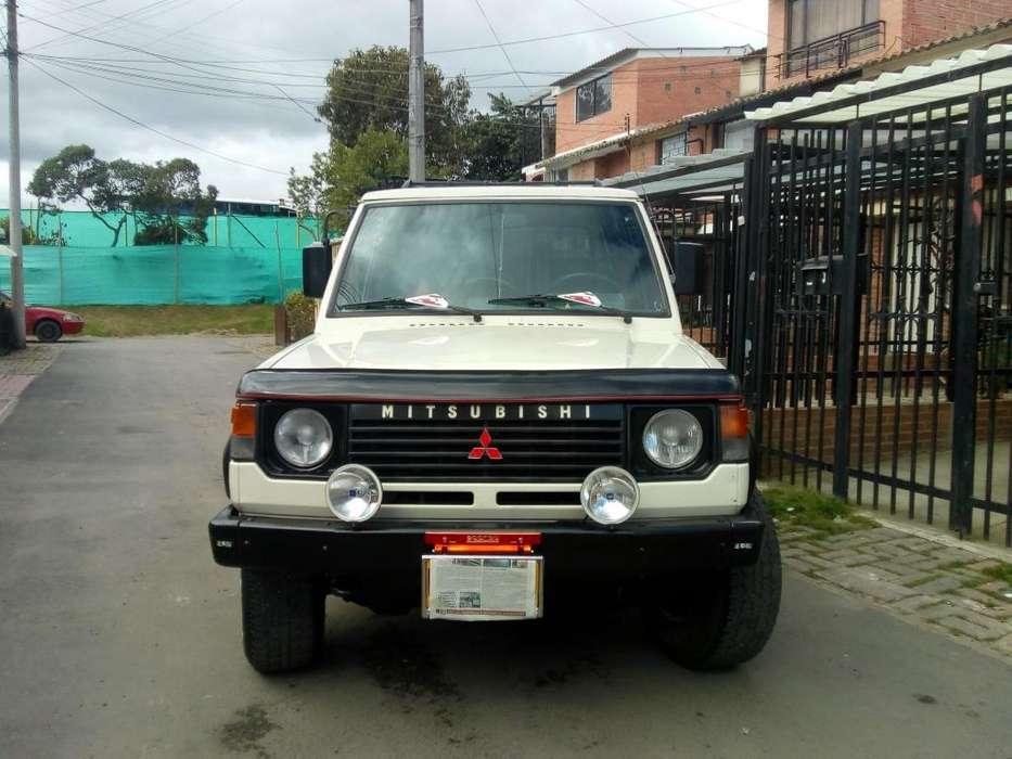 Mitsubishi Montero 1992 - 138848 km