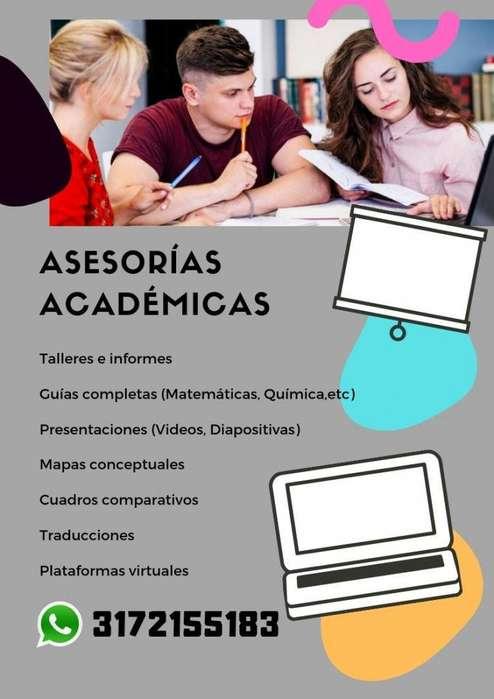 Asesorías Académicas